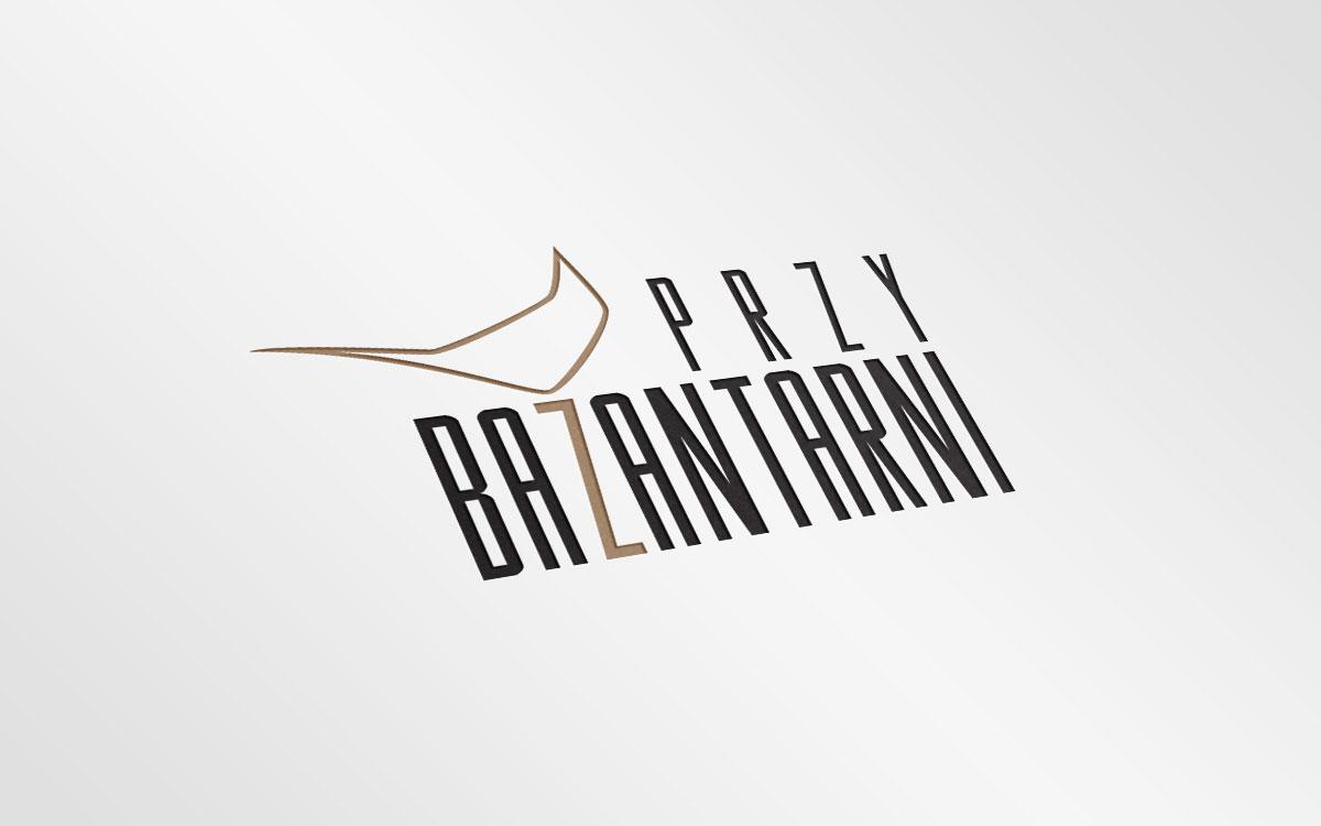 Projekt logotypu - Przy Bażantarni