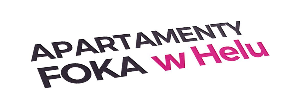 loga Apartamenty Foka w Helu