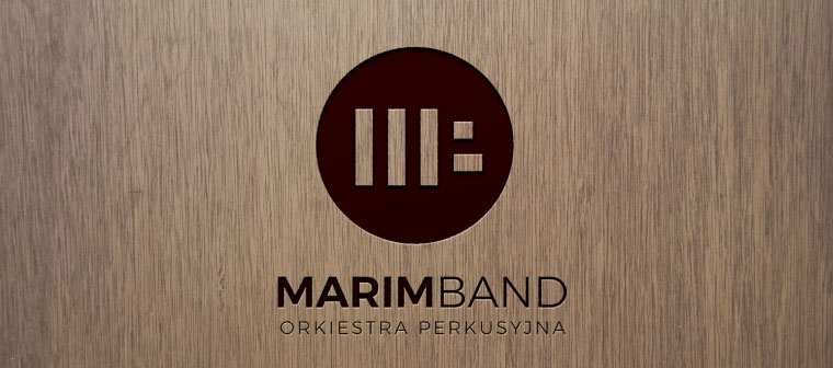 MarimBAND - identyfikacja dla zespołu